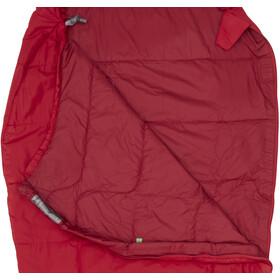 VAUDE Sioux 100 Syn Sleeping Bag dark indian red